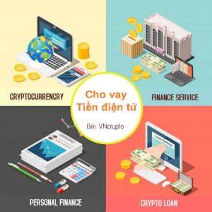 Cho vay tiền điện tử (crypto lending) tạo thu nhập thụ động vncrypto.com