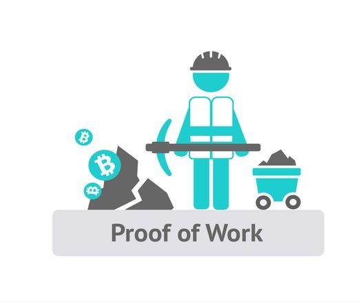 proof of work bằng chứng công việc là gì vncrypto.com