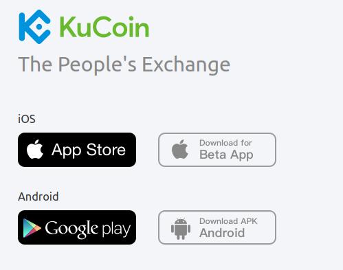 app ứng dụng kucoin là gì