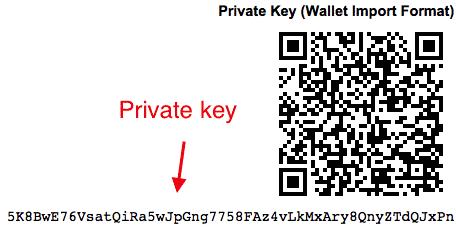 Khóa riêng- ví bitcoin tiền điện tử- ví lạnh nóng phần cứng vncrypto.com