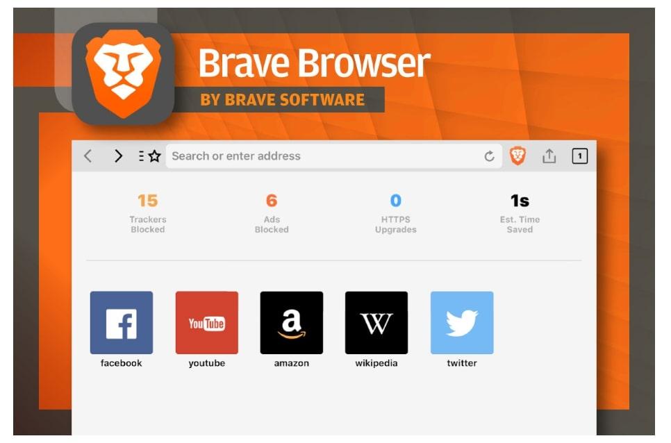 Trình duyệt Brave (BAT token)-Kiếm tiền từ tiền điện tử, đầu tư, cho vay, đặt cược