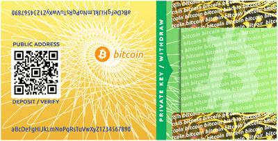 ví giấy bitcoin tiền điện tử- ví lạnh nóng phần cứng vncrypto.com