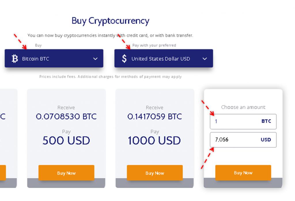 Mua bitcoin hay tiền điện tử (crypto) bằng thẻ tín dụng- mua trên coinmama 2