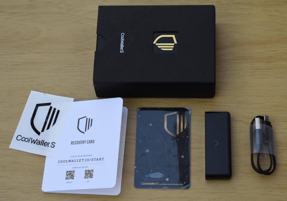 ví phần cứng CoolWallet S bitcoin tốt nhất là gì-vncrypto.com