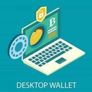 ví crypto máy tính để bàn (desktop crypto wallet) tốt nhất- vncrypto.com