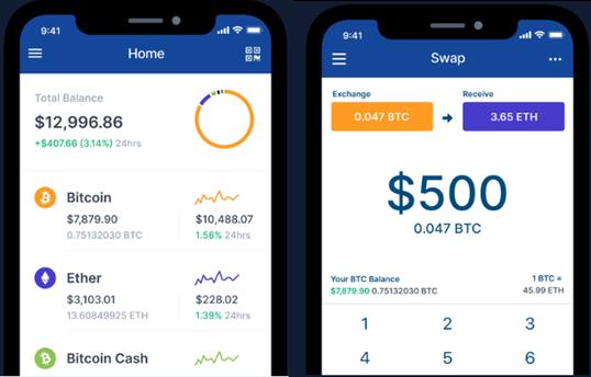 vi-blockchain.com ví crypto di động cho iOS android tốt nhất-vncrypto.com